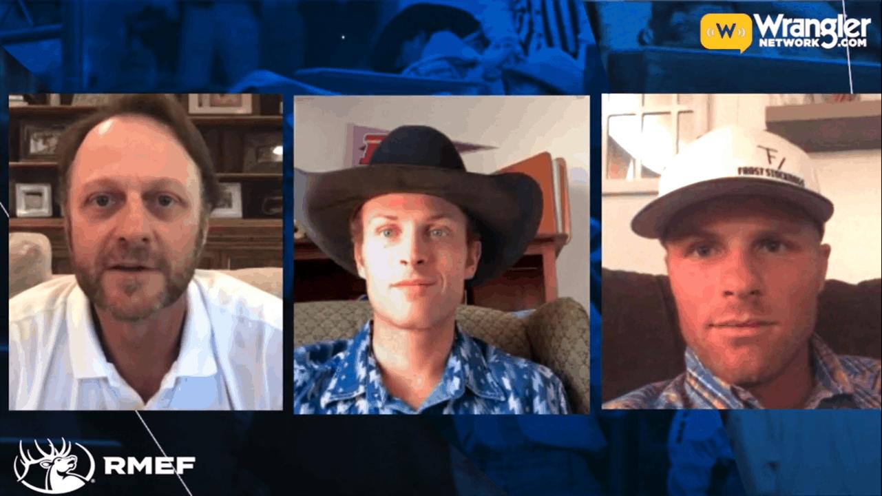 Wrangler Network's Frost Family Tribute