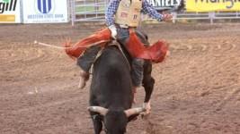 Kastner Claims Xtreme Bulls Title