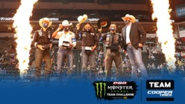 Team Cooper Tires Lives Up to the Hype at the Monster Energy Team Challenge