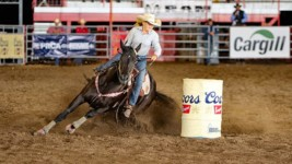 Haluptzok Turns in Biggest Win of Career in Dodge City