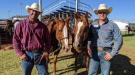 Rodeo Three-Peat