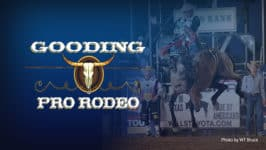 Gooding Pro Rodeo: Saturday