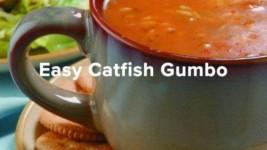 U.S. Catfish Recipe of the Month: Easy Catfish Gumbo