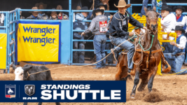 PRCA Standings Shuttle: Cowboys Launch into 2021 Season