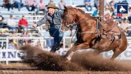Tuf Cooper Eyes Steer Roping Gold; All-Around Crown