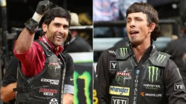 By the Numbers: Legends Alves and Mauney Doing their Part to Keep World Finals Streaks Alive and Ride at AT&T Stadium