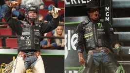 Road to Arlington: Campbell and Mauney Push Themselves Into Serious World Finals Contention