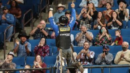 Nance Keeps World Finals Hopes Alive With Sixth-Place Finish in Round 1 in Tulsa