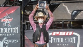 Oliver Eyes Career-First PBR World Finals Qualification With Velocity Tour Event Win in Wyoming