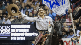 PRCA for the Record: Wrangler NFR Round 10