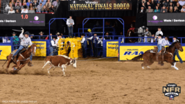 PRCA for the Record: Wrangler NFR Round 3