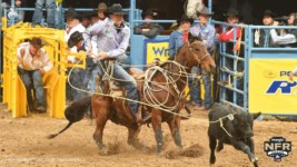 PRCA for the Record: Wrangler NFR Round 6