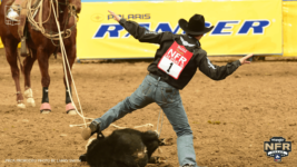PRCA for the Record: Wrangler NFR Round 8