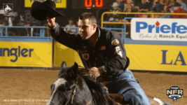PRCA for the Record: Wrangler NFR Round 9