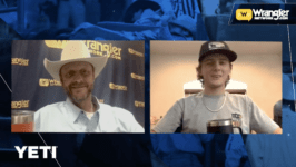 Stetson Wright on the Sharp Reaction presented by YETI