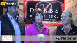 AQHA Highlights | It's a Dobbs Family Affair