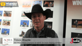 PRCA Roping Champions Compete at AQHA World Championship Shows