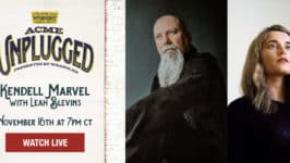 ACME Unplugged presented by Cavender's: Kendell Marvel with Leah Blevins