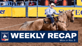 PRCA Weekly Recap: Nov. 9-15