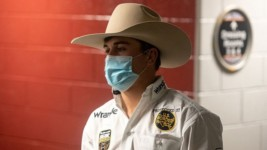 Swearingen Must Overcome Multiple Injuries at Pendleton Whisky Velocity Tour Finals to Keep World Title Dream Alive