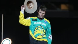 Richardson Eager to Conclude 2020 with Career-First Australian Title