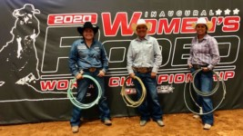 Native Cowgirls Among Top All-Around Contenders at Women's Rodeo World Championship