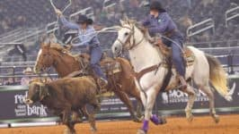 Hope Thompson and Rylie Smith Win Women's Rodeo World Championship Title