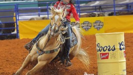 Record Setting Night for Kinsel in Eighth Round of 2020 Wrangler NFR