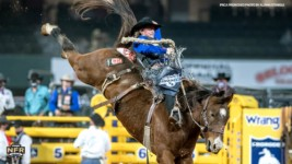 Ryder Wright Notches Fourth Go-Round Win of 2020 Wrangler NFR