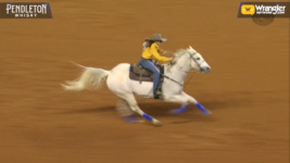 Top 5 Runs From Round 6 in Barrel Racing