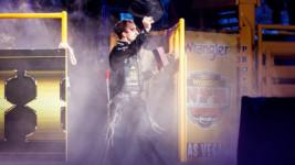 Wrangler NFR Qualifier Sage Kimzey