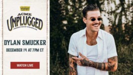 ACME Unplugged presented by Cavender's: Dylan Smucker