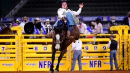 Champion Stays Strong at the Wrangler NFR
