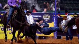 Edler Wins Rodeo's Gold