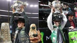 Comparing Leme's 2020 World Championship to Lockwood's 2019 World Championship