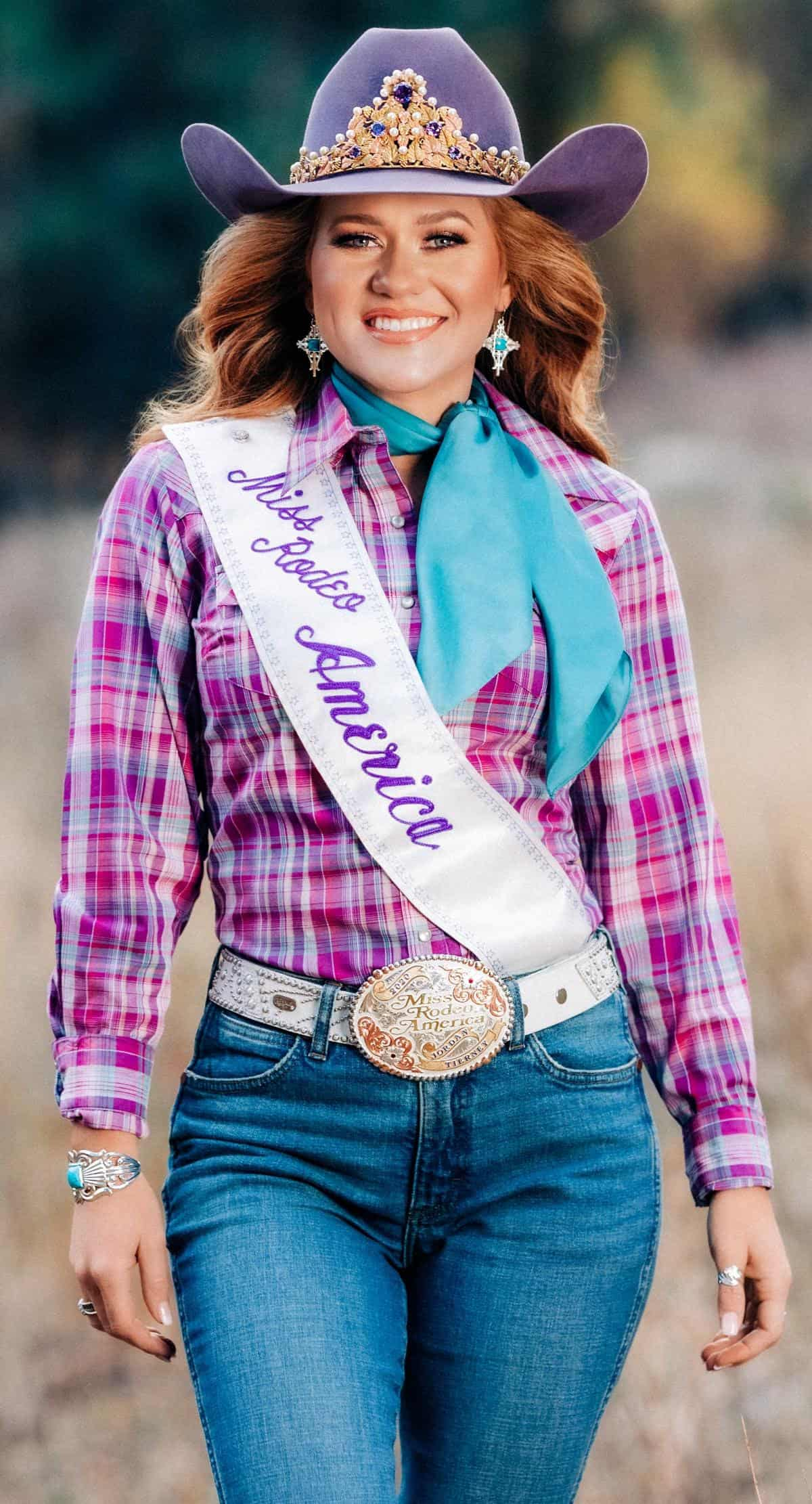 Miss Rodeo America: January Update
