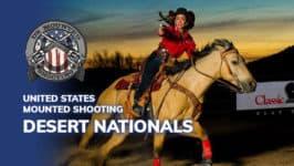 U.S. Mounted Shooting Desert Nationals – Day 3