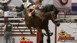 Tim O'Connell Wins Both Rounds at San Antonio Stock Show & Rodeo