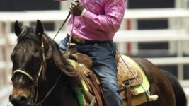 Texan Cory Solomon Takes the Lead at San Antonio Stock Show & Rodeo Semifinals