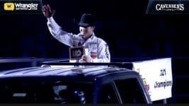 2021 San Antonio Rodeo Champions