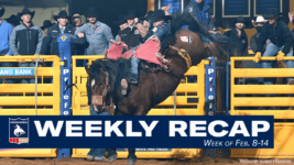 Weekly Recap: Shane O'Connell Notches First 90-Point Ride
