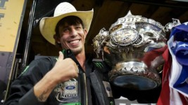 Past Eight PBR World Champions to be Showcased on CBS National Television Sunday