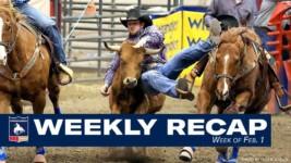 PRCA Weekly Recap: Feb. 1-7