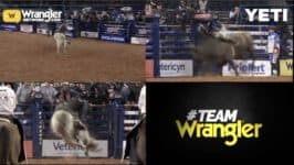 TeamWrangler Bull Riders Advance to American Finals