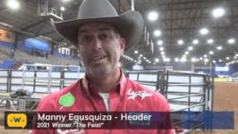 Manny Egusquiza and Kory Koontz Win the Feist