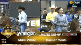 Hannah and Mike White Win it Again