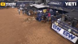 Alberta Cowboy Scott Guenthner Wins at The American