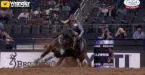 Stevi Hillman Wins Barrels at The American