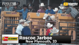 Jarboe Leads Red Bluff After Friday Night