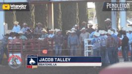Jacob Talley has a Commanding Lead in Clovis